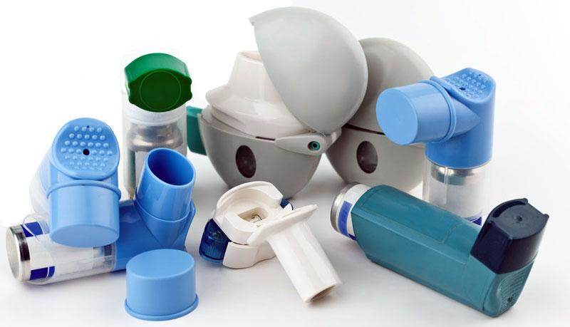 Uso de inhaladores en farmacia Angel Mª Martínez Allué