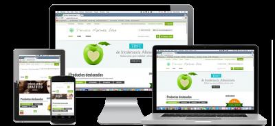 angelmafarma, parafarmacia online de la Farmacia Martinez Allue